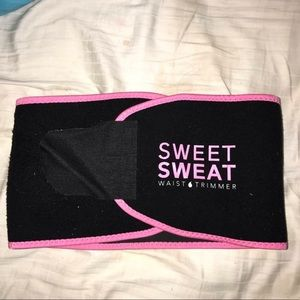 Sweet sweat belt